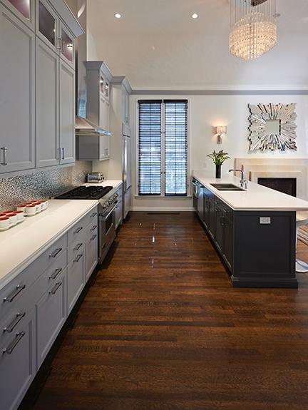 Art Deco Kitchen Kurt Langenhahn Designs
